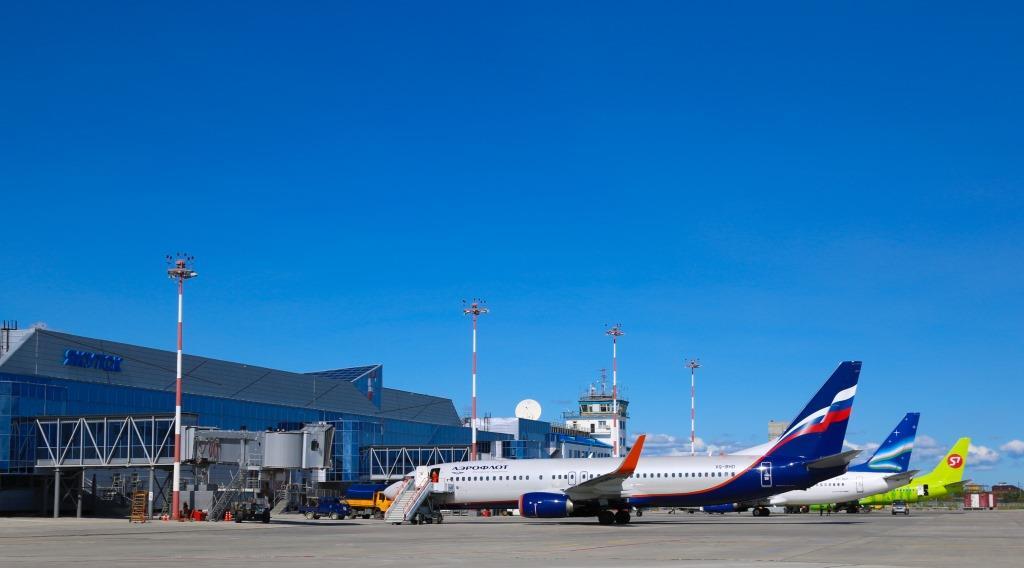 Аэропорт «Якутск» готовится к работе в осенне-зимний период 2018-2019 гг.