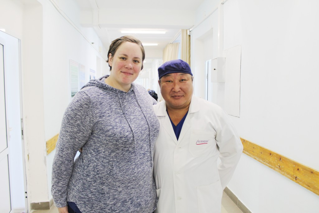Якутские врачи спасли американку
