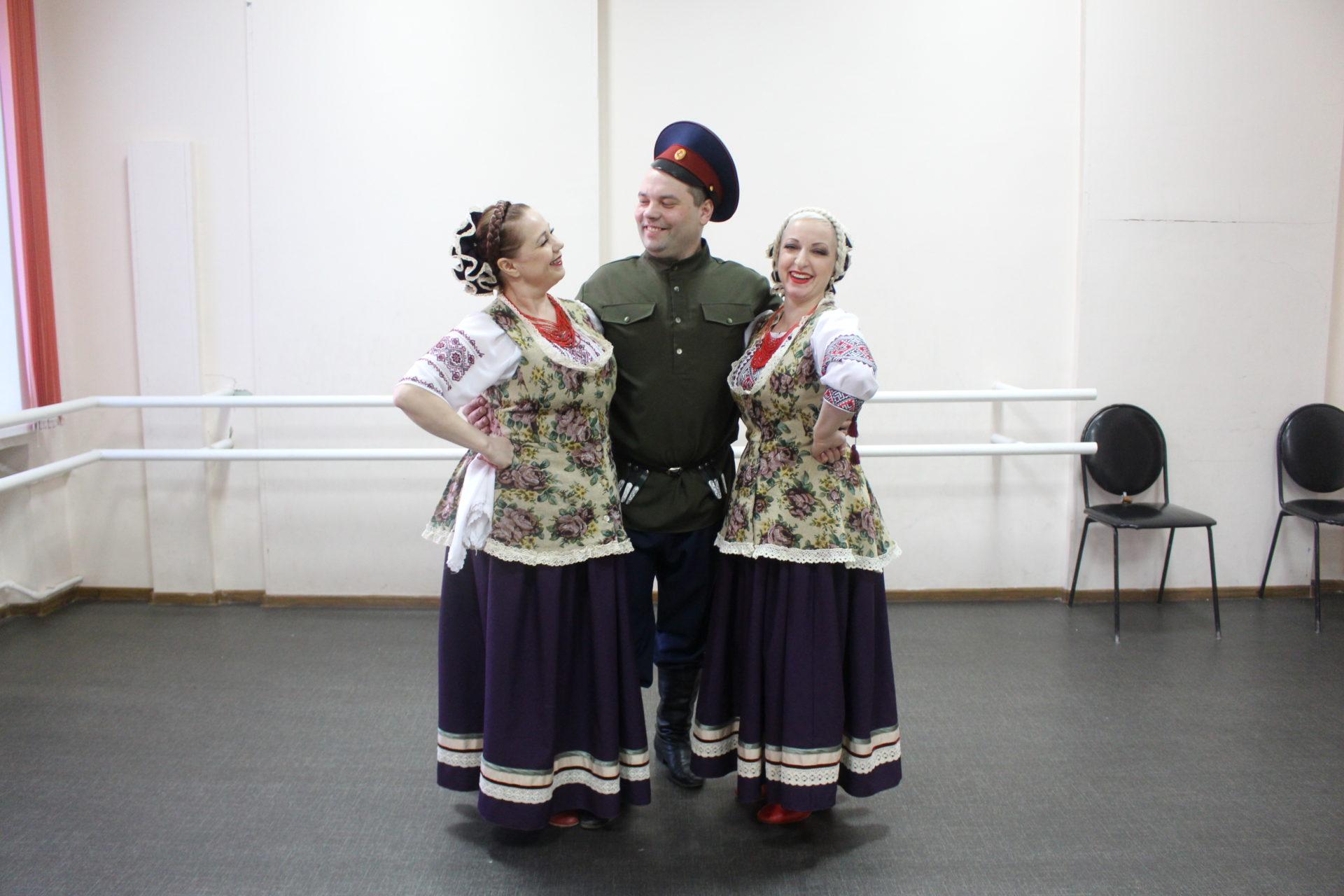 Кастинг в ансамбль «Ярилов день»