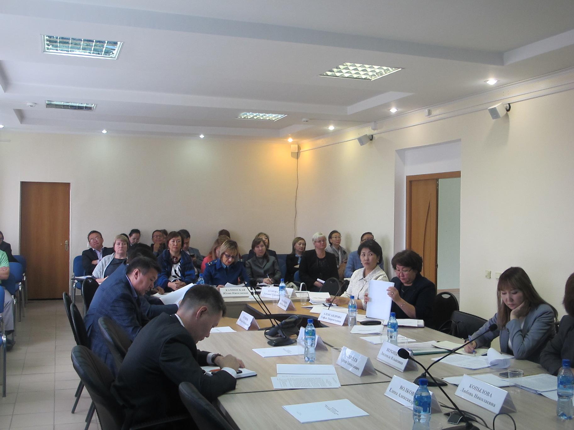 На коллегии Минздрава Якутии обсуждены вопросы первоочередности строительства медицинских учреждений