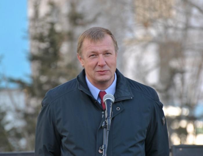 Игорь НИКИТИН благодарит своих избирателей за поддержку