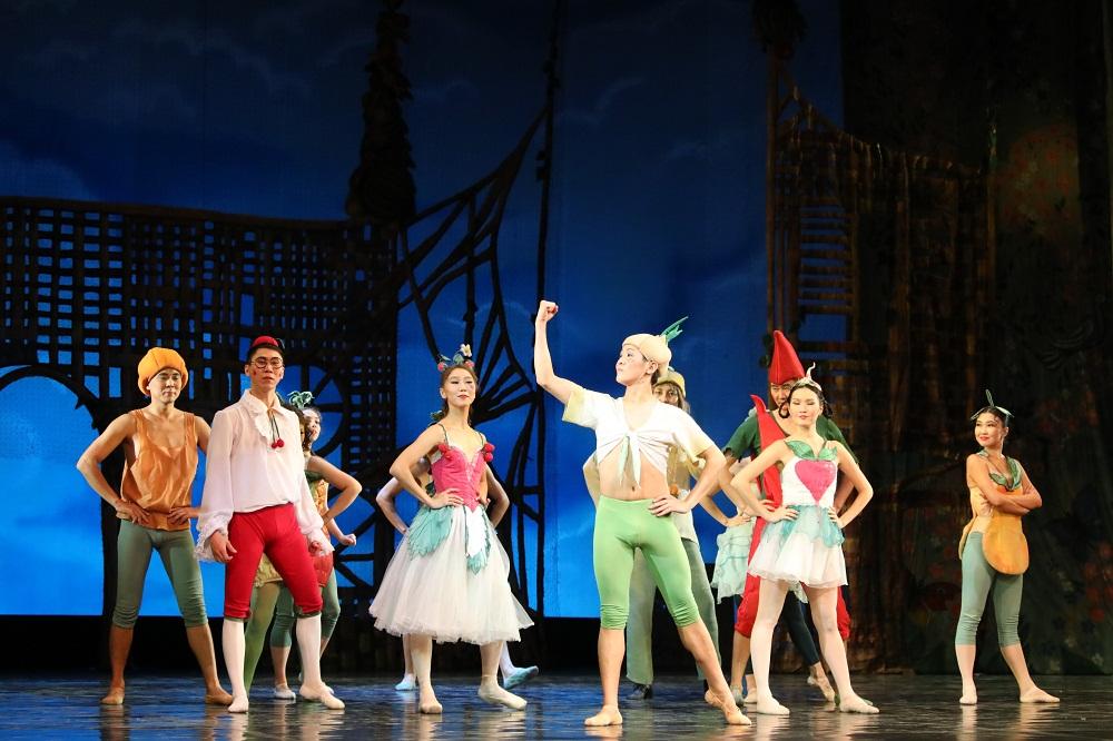 ГТОиБ открыл свой новый балетный сезон
