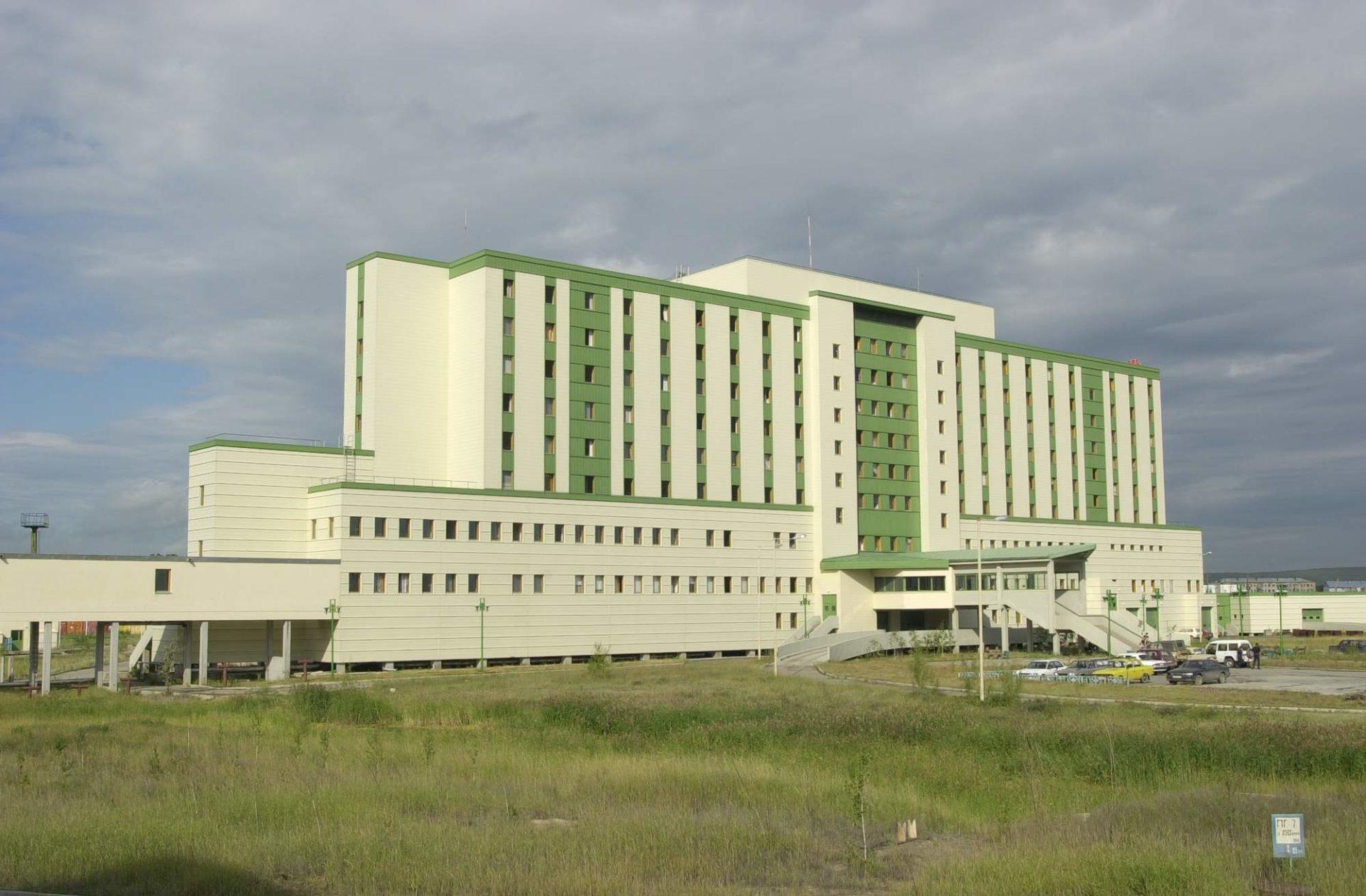 В Якутии открывается второй Региональный сосудистый центр