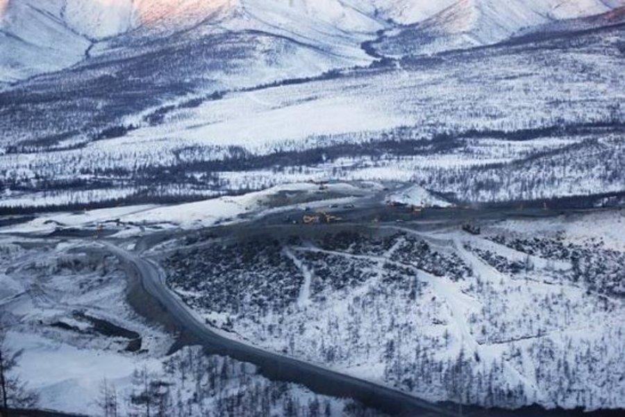 Владимир Путин и Айсен Николаев сегодня откроют алмазное месторождение Верхне-Мунское