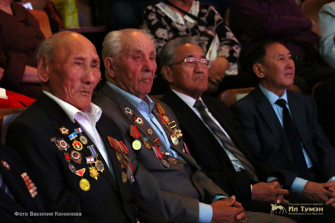 Антонина Григорьева: «Люди старшего поколения – золотой фонд нашей страны»