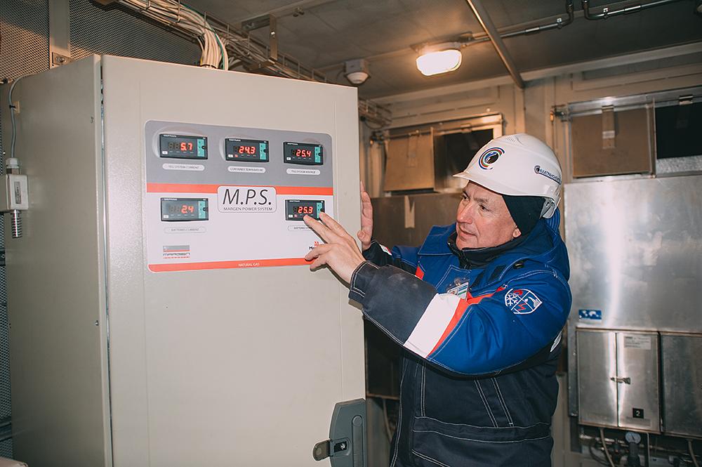 «Сахатранснефтегаз» в целях безопасного газоснабжения, оптимизации затрат применяет новые возможности технологической связи