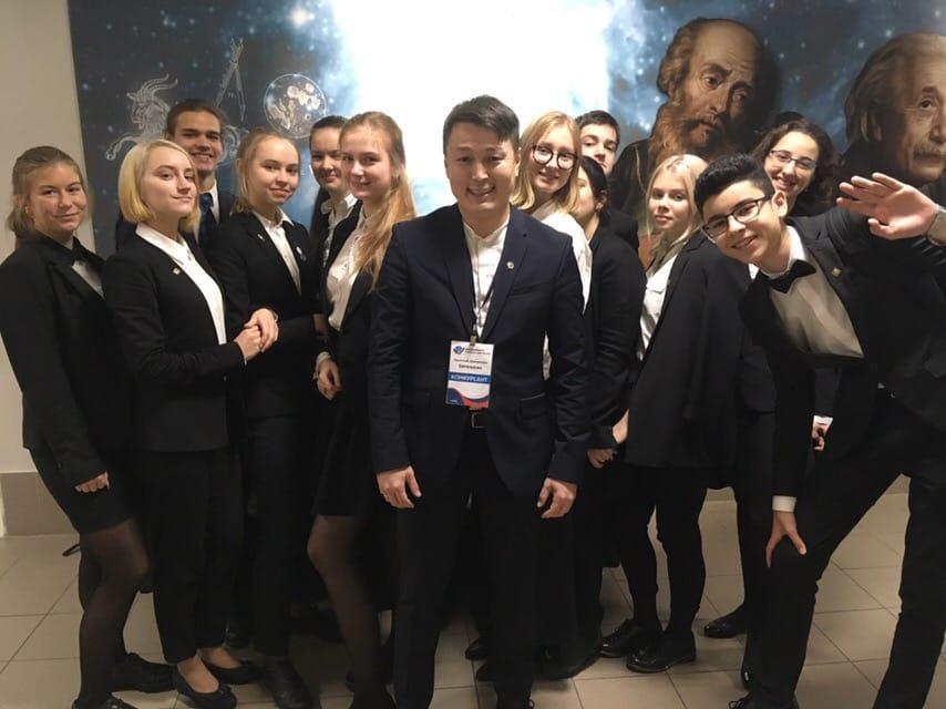 Учитель школы №33 достойно представил республику  на всероссийском конкурсе «Учитель года-2018»