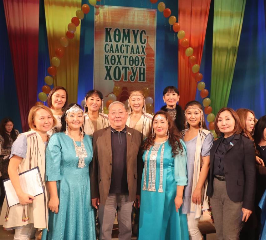 «Народный бюджет»: Лучшей общественницей республики стала Люция Дедюкина