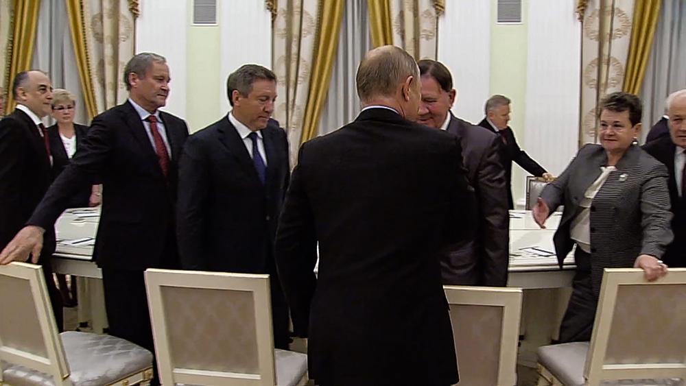 Владимир Путин встретился с экс-губернаторами. Среди приглашенных — Егор Борисов