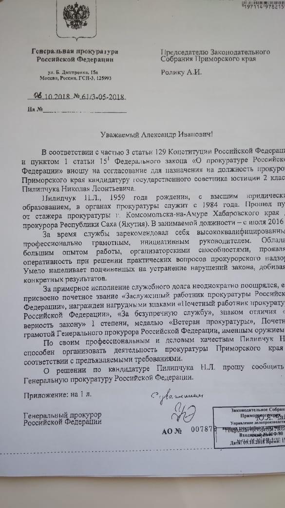 Николая ПИЛИПЧУКА увели из-под носа…