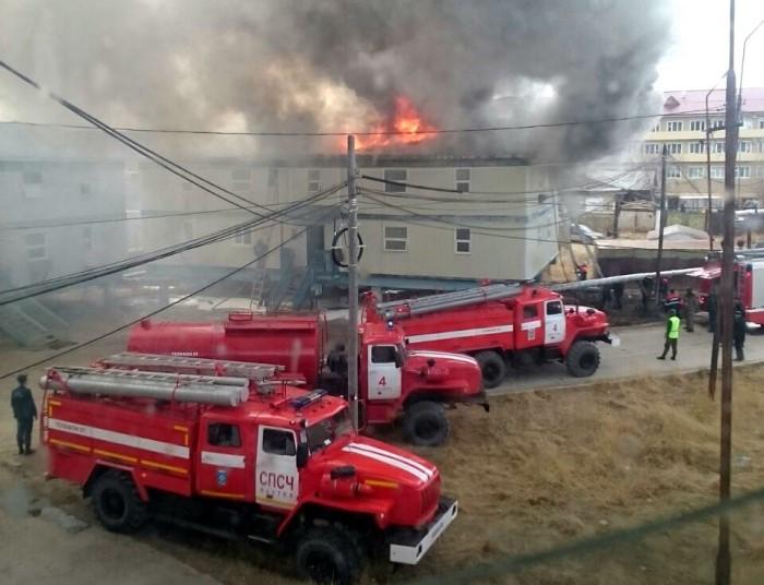 Пострадавшим от пожара в Борисовке-1 предоставят жилье в маневренном фонде