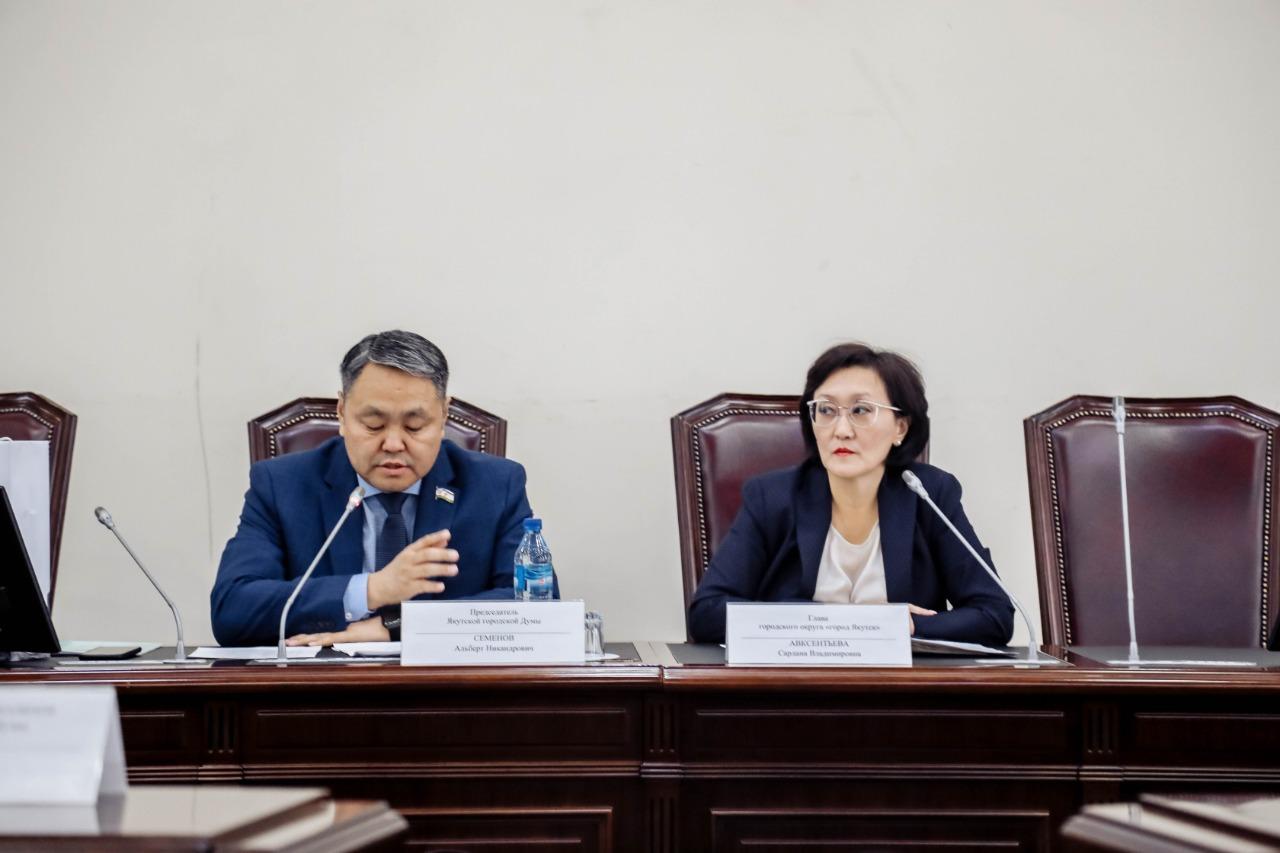 Глава Якутска встретилась с депутатами Гордумы: намечены планы совместной работы на пять лет