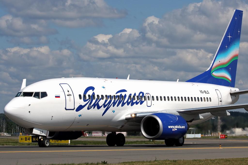 У «Якутии» снова задерживаются рейсы