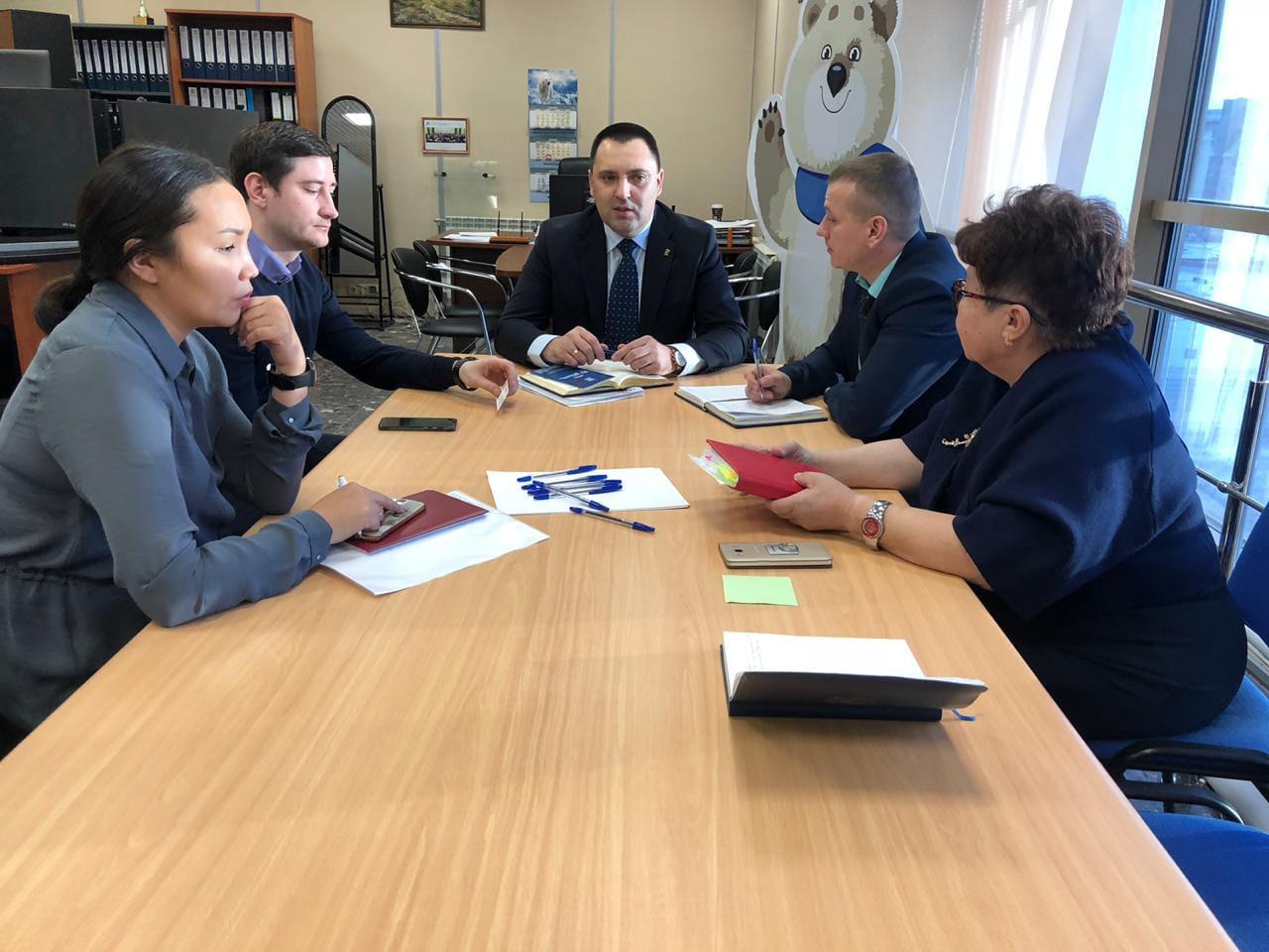Якутское местное отделение «ЕР» улучшает мобильное приложение в помощь людям с ограниченными возможностями