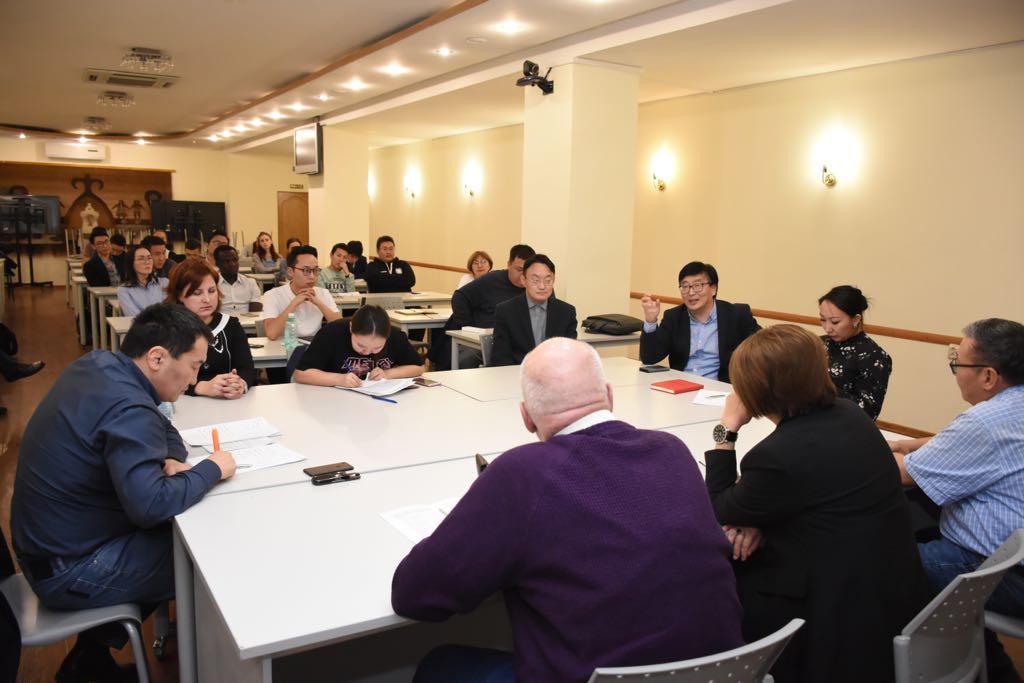 Секретарей первичек приглашают на презентацию внутрипартийных платформ