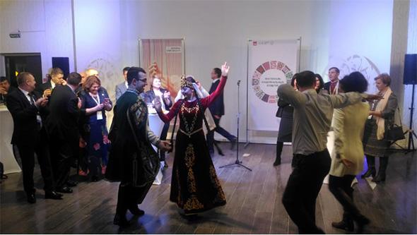 Якутяне – участники Всероссийского форума национального единства в Пермском крае