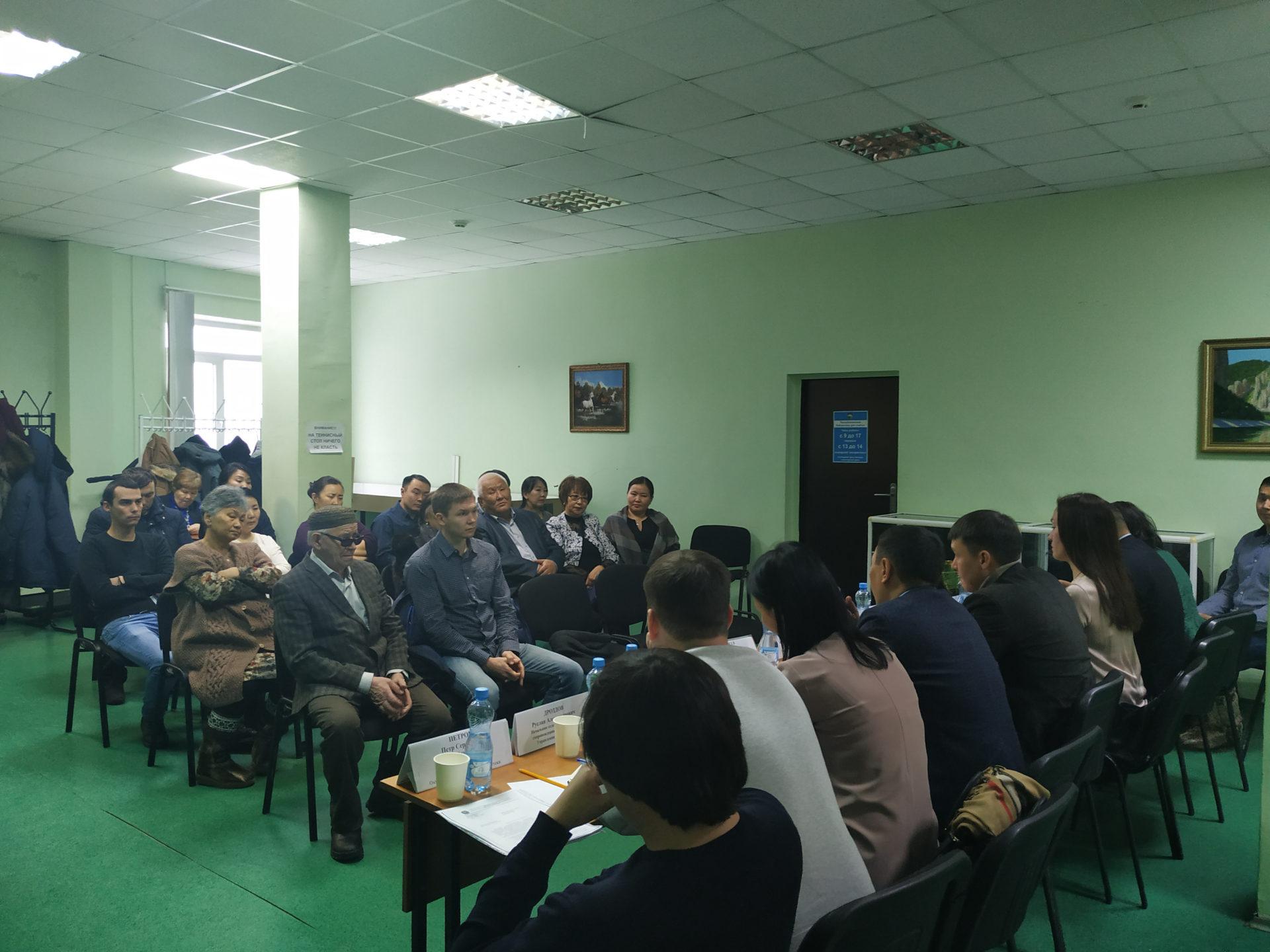 В Автодорожном округе состоялся Единый информационный день