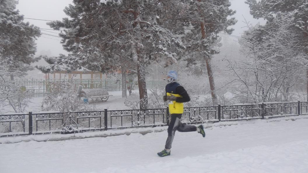 В Якутске состоится экстремальный зимний забег
