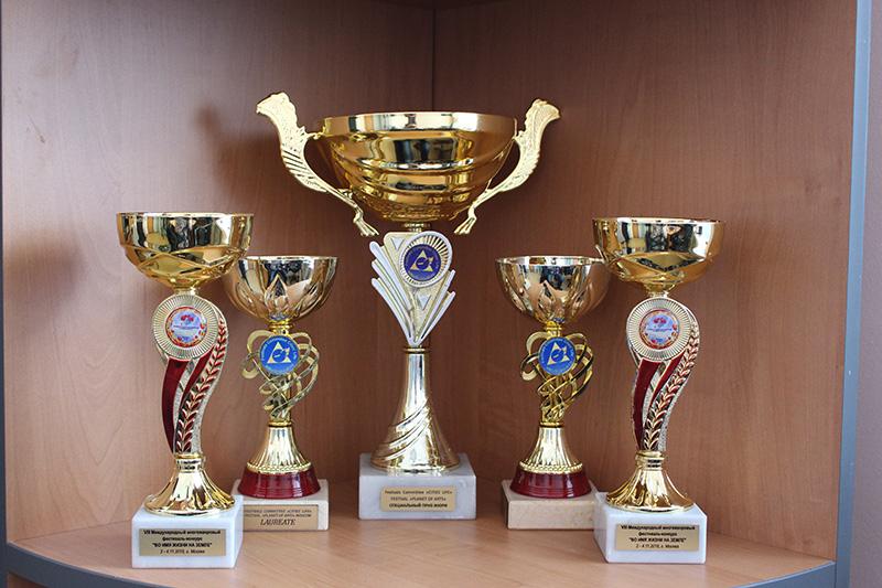 Руководители НКО приняли участие на международных конкурсах в Москве
