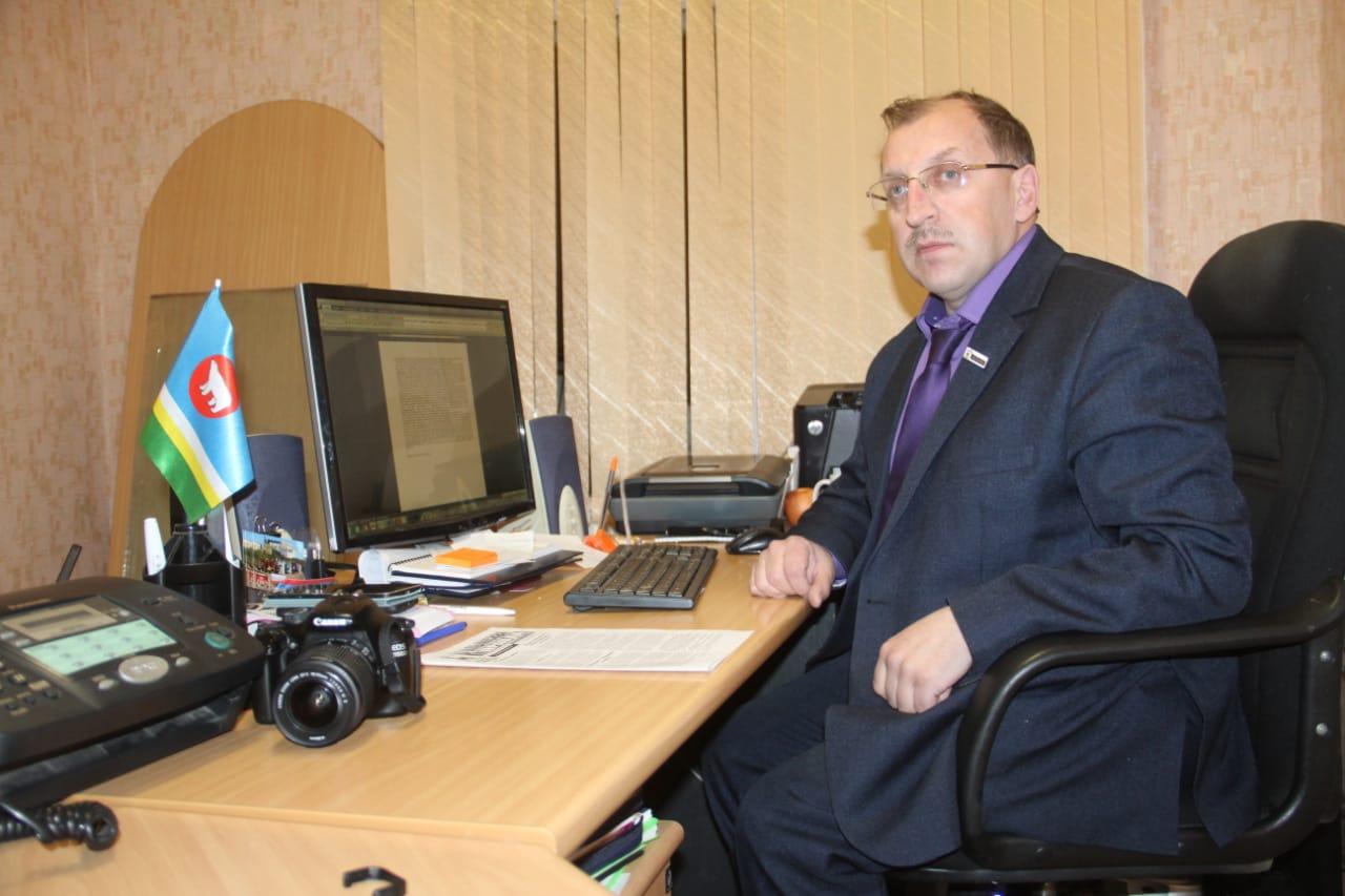 Алексей Курило о развитии Северо-Якутской опорной зоны экономического развития и проблемных вопросах Нижнеколымского района