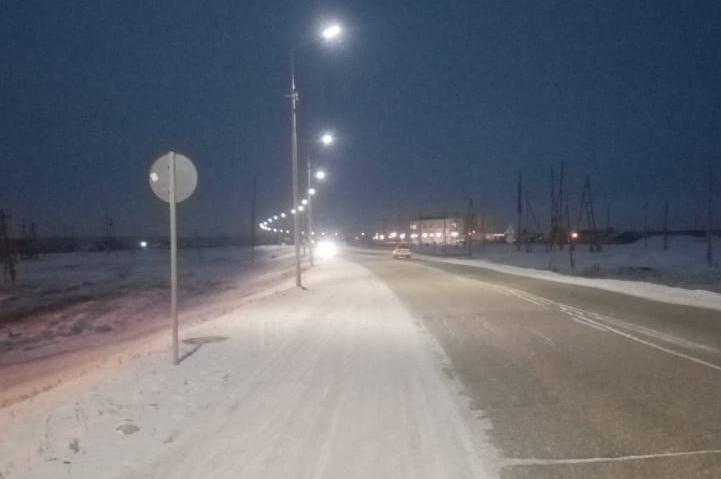 В Тулагино-Кильдямском наслеге установлено 92 уличных фонаря