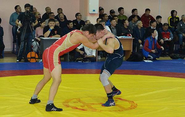 В Якутске пройдет городской чемпионат по вольной борьбе