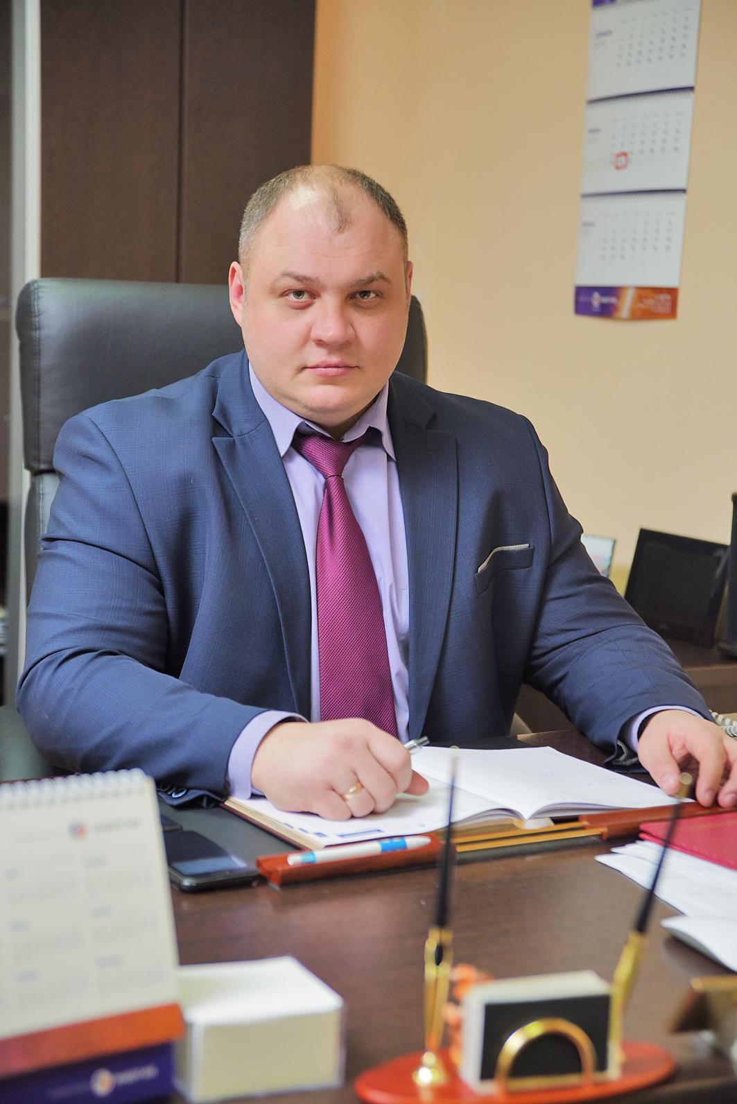 Егор ФРОЛОВ: «Для нас каждый клиент — самый важный»