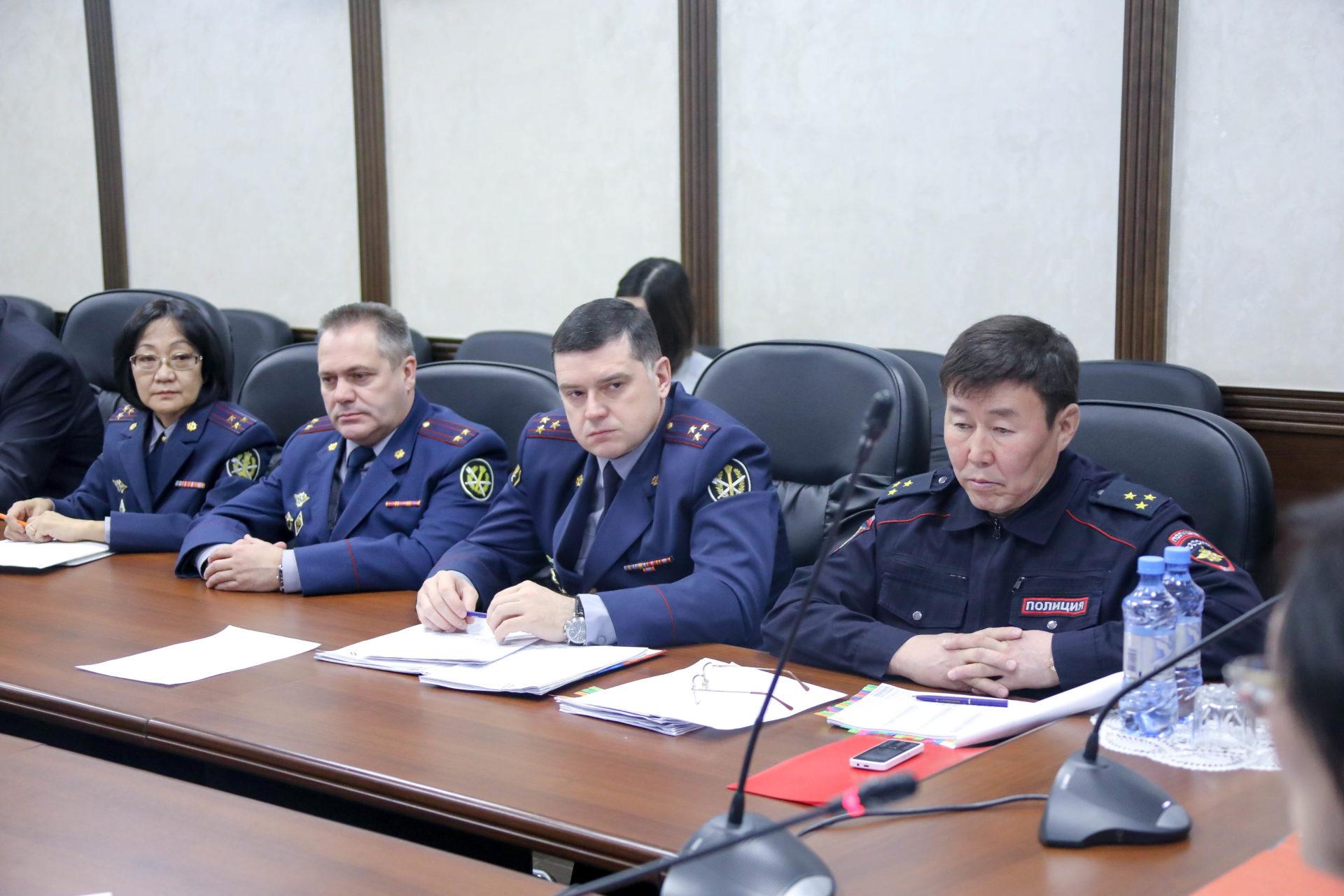 УФСИН принял участие в рабочей встрече с мэром г. Якутска