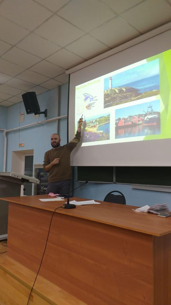 Изучение английского с погружением — ответственный день для Якутской ГСХА