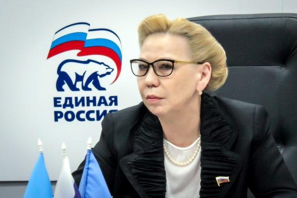 Галина Данчикова: «Профицитный бюджет позволит выполнить  социальные  обязательства  в полном объеме»