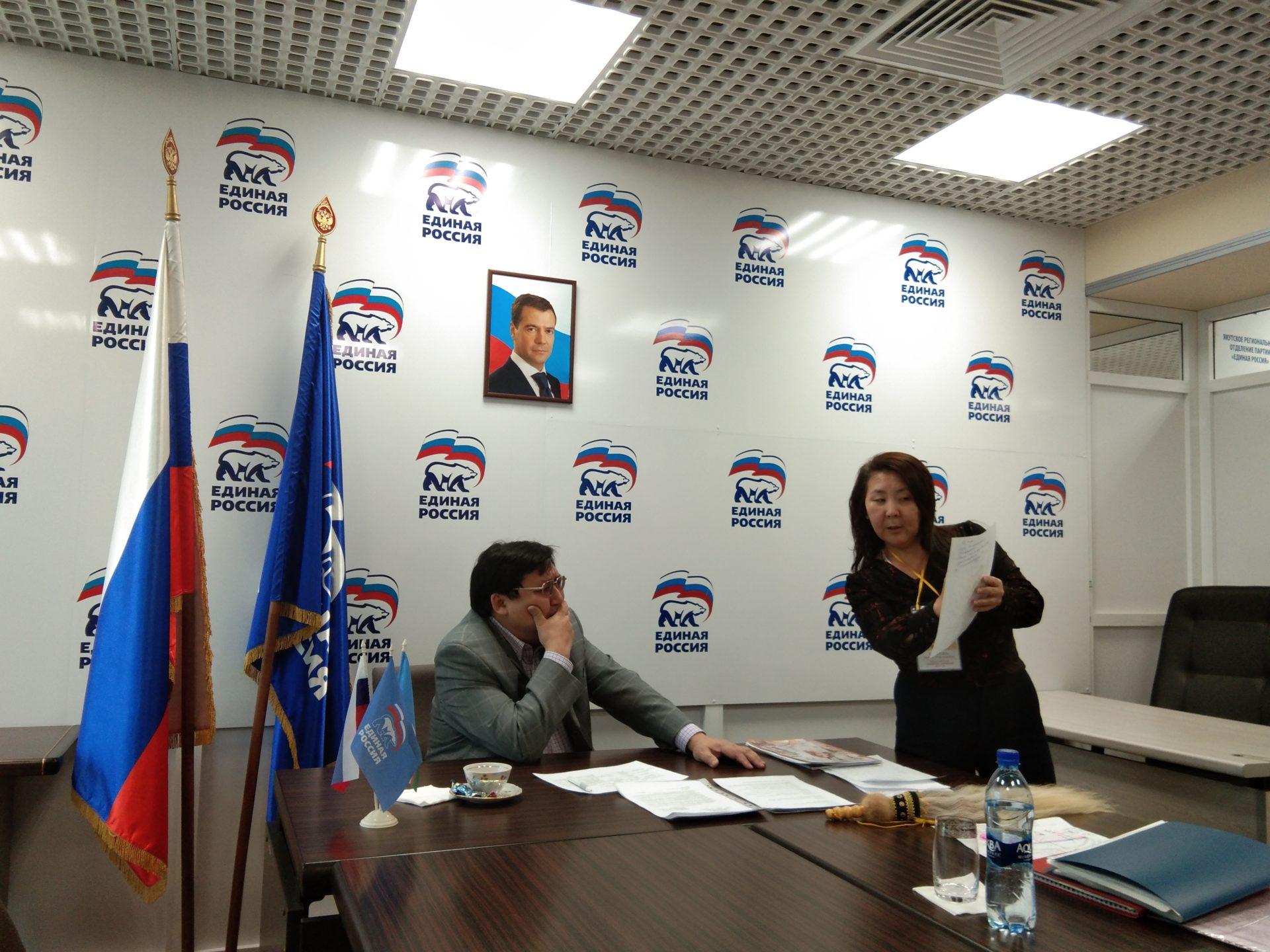 Галина Карелова: В неделю приемов граждан будут работать свыше 30 тыс. дополнительных площадок «Единой России»