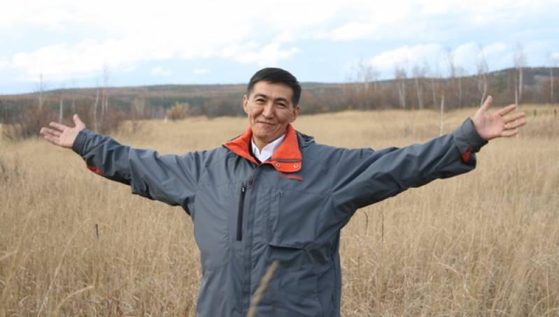 Отец-молодец… Анатолий Кырджагасов?