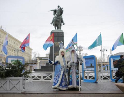 Дальний Восток соберется в центре Москвы