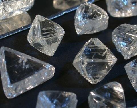 АЛРОСА представит на аукционе в Израиле более 100 алмазов специальных размеров