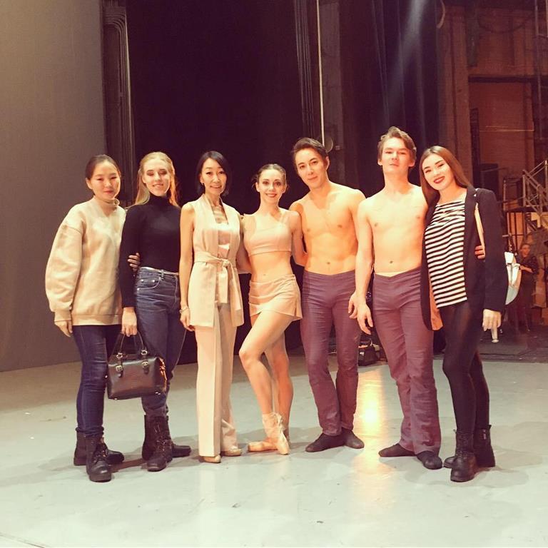 Выступление якутских солистов театра оперы и балета стало украшением балета «Спящая красавица» в Японии