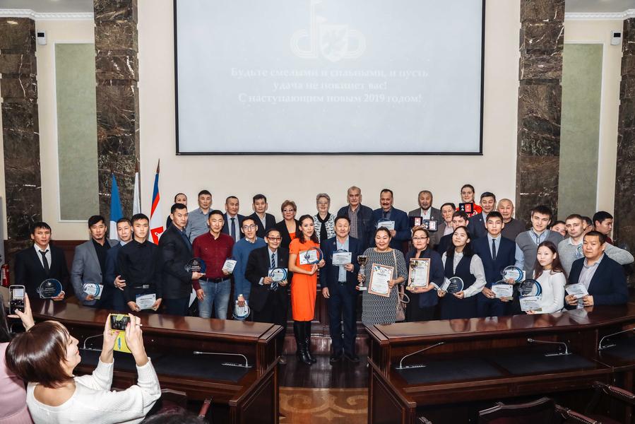 В Якутске подвели спортивные итоги 2018 года