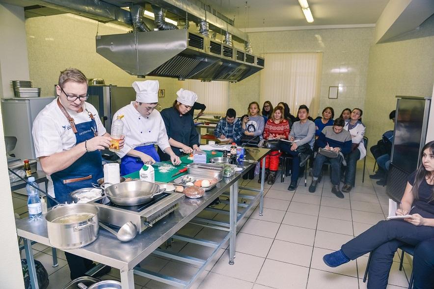 «Вкус Якутии» в лаборатории Якутской ГСХА