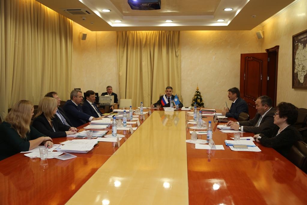 В Москве состоялось итоговое заседание Совета директоров Акционерной компании «Железные дорог Якутии»