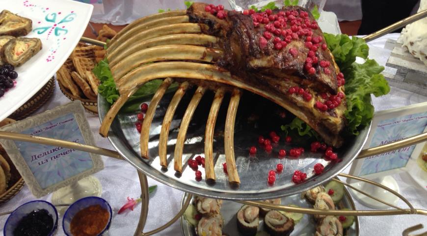«Вкус Якутии»: Гастрономический фестиваль прошел на высоком уровне