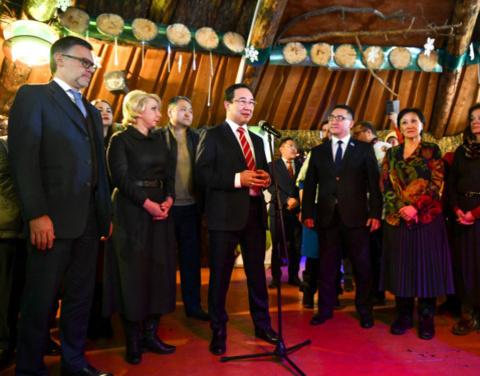 Айсен Николаев: «Гастрономический фестиваль «Вкус Якутии» становится визитной карточкой региона»