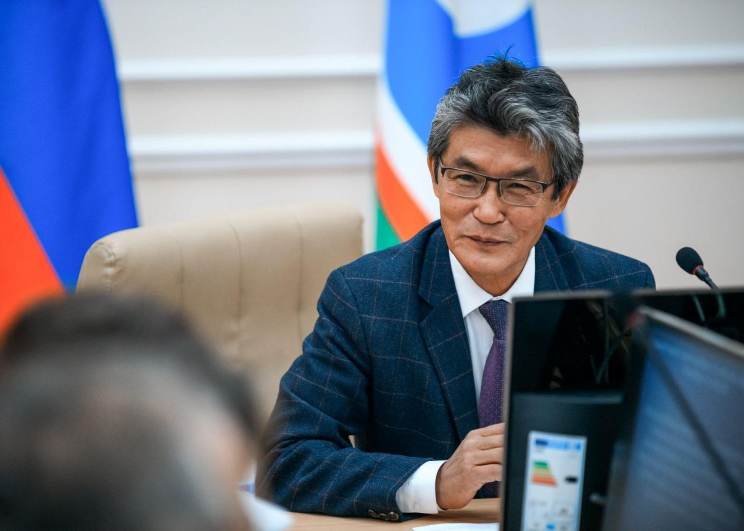 Состоялось заседание оргкомитета по проведению в Якутии Года консолидации