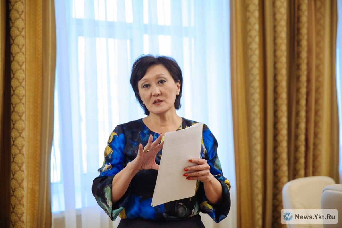 Глава Якутска назначила руководителей двух управ и села Табага