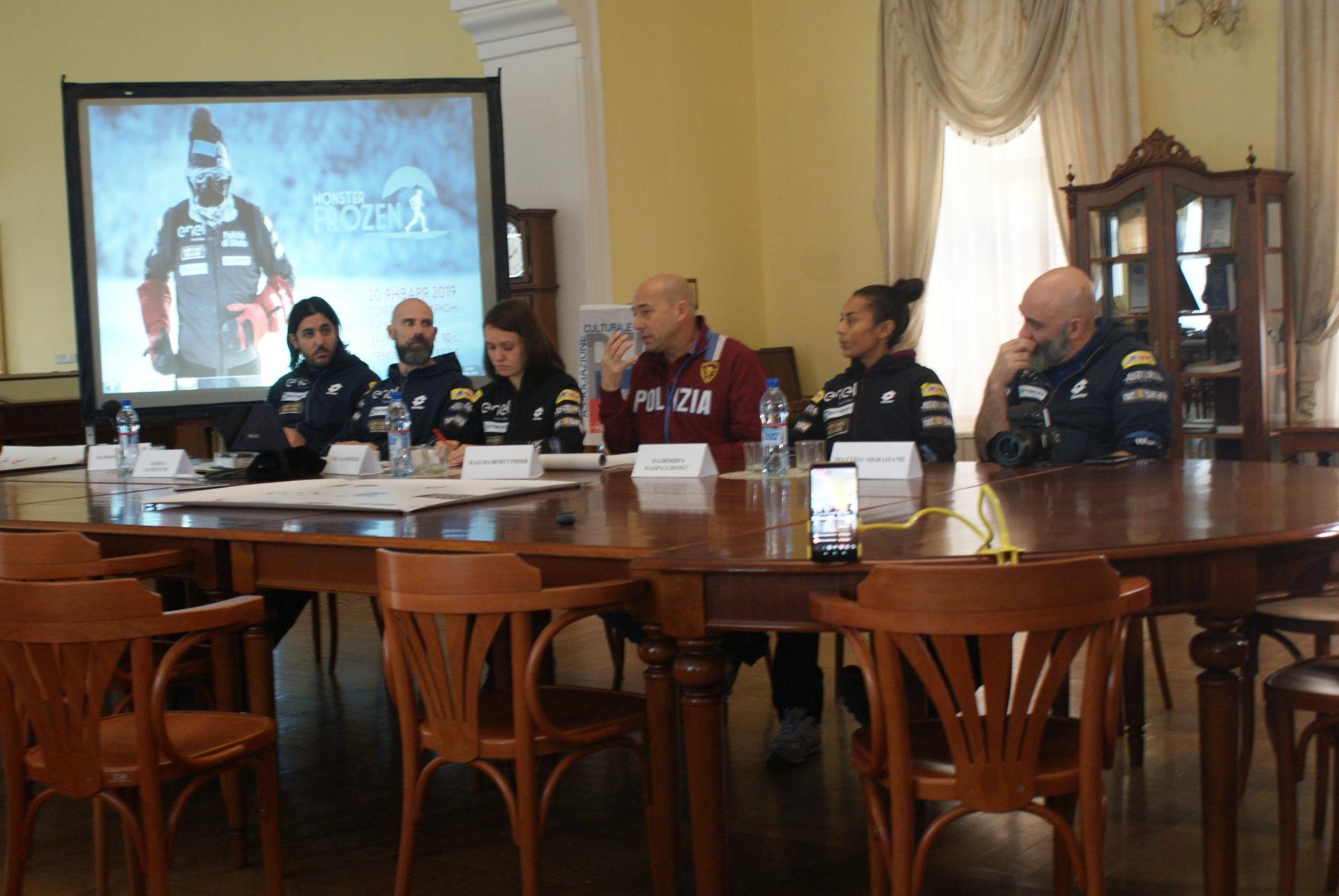 Итальянский ультрамарафонец Паоло Вентурини поделился впечатлениями от забега на Полюсе холода