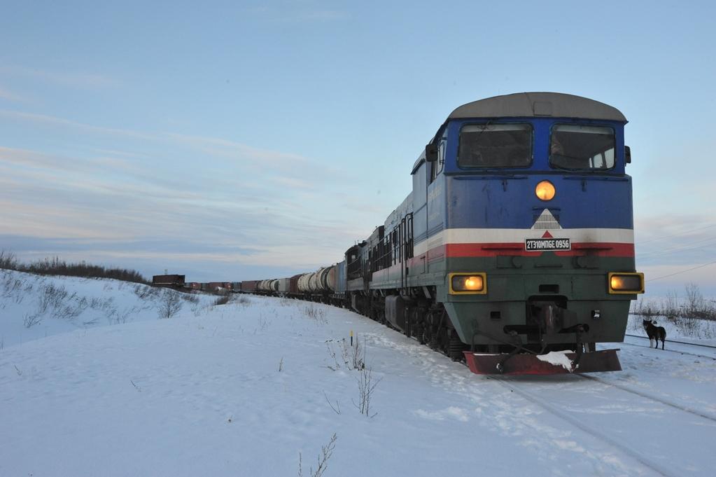 «Железные дороги Якутии» за 2018 год увеличили объемы перевозок грузов на 18%