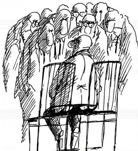 Спикер Госсобрания Якутии уселся на двух креслах