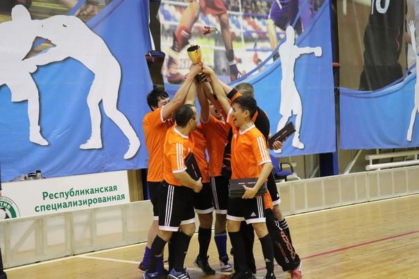 Команда ЖДЯ стала победителем Рождественского кубка Южной Якутии  по флорболу