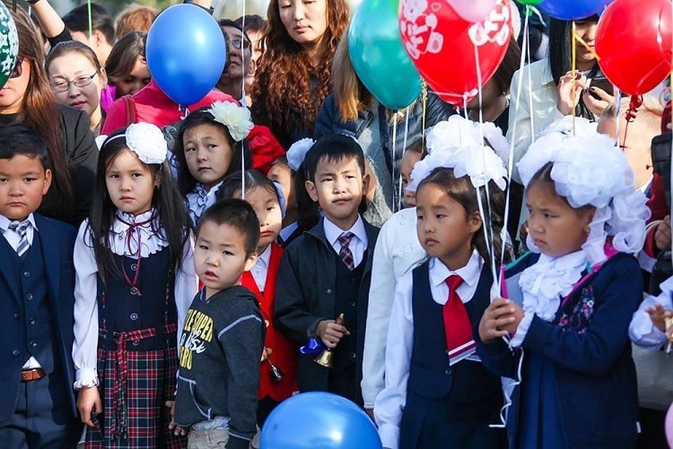 В школах Якутска идет электронная запись будущих первоклашек