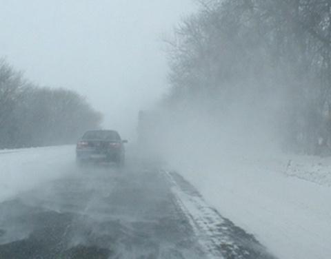 Рекомендации МЧС для водителей в зимний период при ограниченной видимости