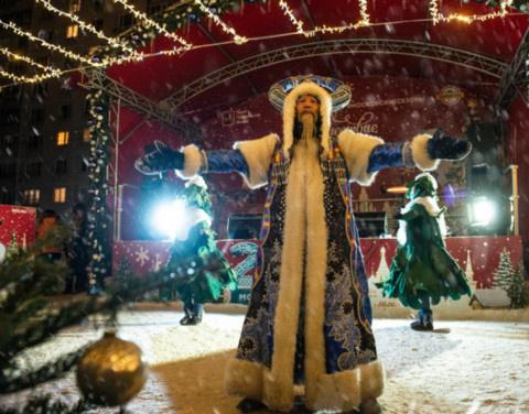Театр танца Якутии участвует в московском фестивале «Путешествие в Рождество»
