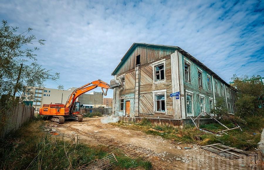 Якутия получит 60 млрд рублей на снос аварийного жилья